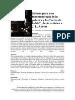 Esbozo para una fenomenología de la palabra y los ARIST AUSTIN.docx