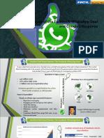 FB-WhatsApp Deal Analysis