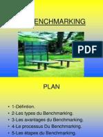 benchmarking et qualite