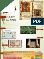 3. Los Libros de La Biblia