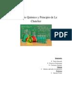Equilibrio Químico y le Chatelier.docx