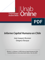 Informe capital humano Chile S1 Brunner