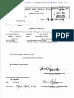 Secret Service affidavit