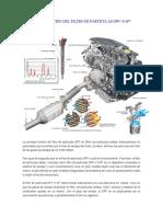 Cual Es La Función Del Filtro de Partículas Dpf