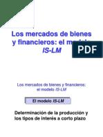 Modelo IS LM y politica economica.pdf