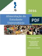 Guia de Alimentação Do Estudante Universitário