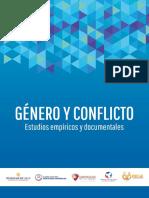 Género y conflicto