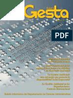 Boletin GESTA edición 17