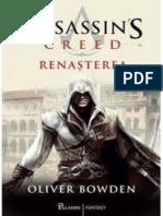 Assassin's Creed 1. Renasterea - Bowden Oliver.epub
