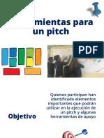 Pitch Presentación