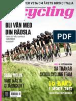 Bicycling nr 3 2019