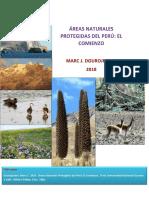 Áreas naturales protegidas del Perú el comienzo  REV REV.pdf