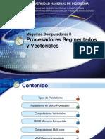 Maquinas Computadoras II U3 - Procesadores Segmentados y Vectoriales.pdf