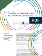 BNCC_Competencias_Progressao - Dimensões e Subdimensões