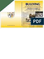 Libro Bullying y convivencia en la Escuela, Aspectos conceptuales, aplicativos y de investigacion.docx