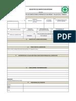 Fsso-061.Registro de Inspecciones Internas