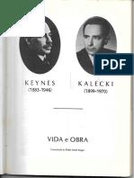 Singer - Keynes e Kalecki.pdf