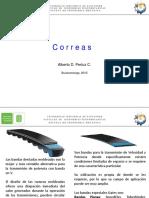 Correas en Diseño Mecánico