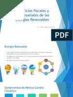BENEFICIOS ENERGIA RENOVABLES MEXICO