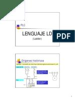 Diagramas de Escalera Para PLC
