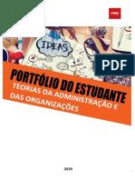 ADMINISTRACAO_Teorias Da Admnistração e Das Organizacoes_PORTE