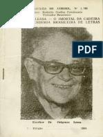 Origens Da Literatura de Cordel Rodolfo Coelho