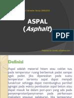 Aspal