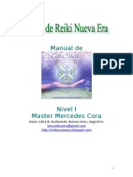 Manual de Reiki Celta