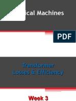 03 Transformer Losses & Efficiency