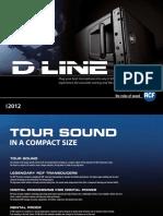 D Line Brochure