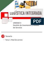 Nivel de Servicio Logistica