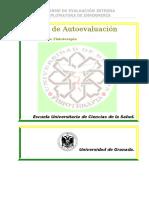 Informe de autoevaluación de Fisioterapia.doc