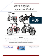 Electric Bicycle Market