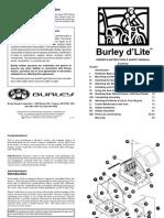 Burley D'lite Manual 1996-2003