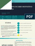 5 Passos Para o Equilíbrio Financeiro Definitivo