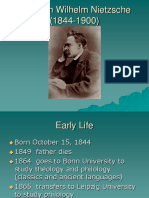 Nietzsche biography.ppt