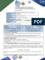 Guia de actividades y rubrica de evaluacion - Fase 1 - Taller Virtual 1 Modelar Disenar y Desarrollar Bases de Datos Relacionales.docx
