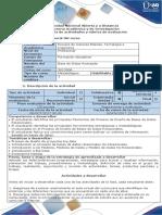 Guia de actividades y rubrica de evaluacion - Fase 2 - Taller Virtual 2  Modelar y Diseñar una Bodega de Datos-Cubos OLAP.docx