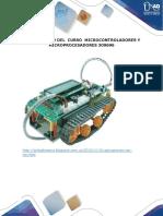 Presentación Microprocesadores y Microcontroladores