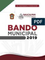 OKgaceta Municipal NO 3 BANDO