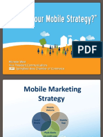 Whats Your Mobile Strategy