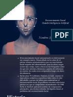 Reconocimiento Facial Usando Inteligencia Artificial