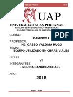 2SEGUNDO TRABAJO GRUPAL - EQUIPO UTILIZADO EN OBRAS VIALES.docx