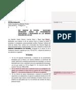 Derecho de Petición Icbf