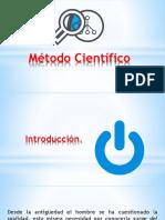 Método CIENTIFICO Deductivo