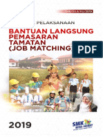 Bantuan Langsung Pemasaran Tamatan (Job Matching)