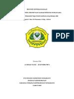 resume kewirus