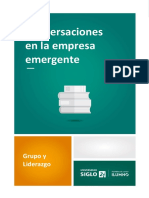 4. Conversaciones en La Empresa Emergente
