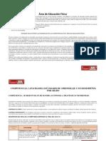 Área de Educación física competencias,capacidades , desempeños.pdf