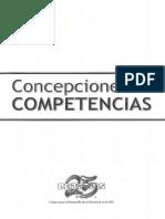 Concepciones Sobre Competencias